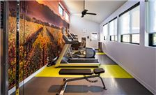 Stevenson Fitness Room