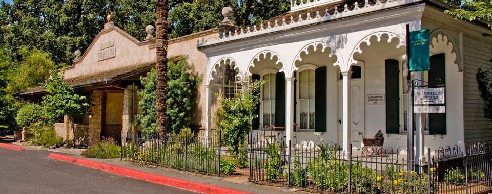 Calistoga's Sharpteen Museum at California