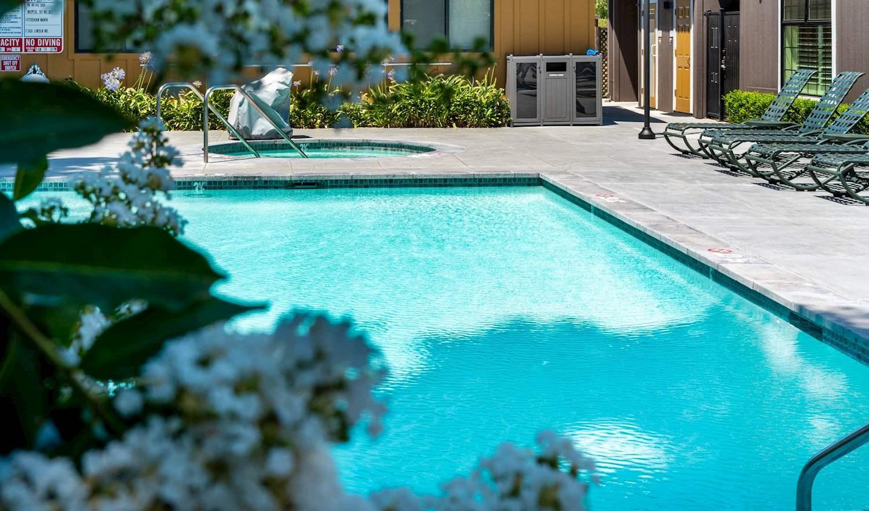Calistoga, CA Hotel - BEST WESTERN PLUS Stevenson Manor