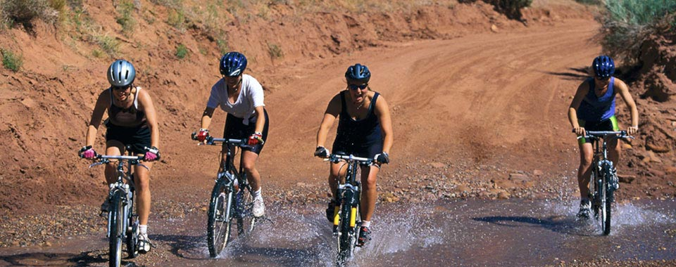 Napa Valley Bike Tour Package at Calistoga Hotel