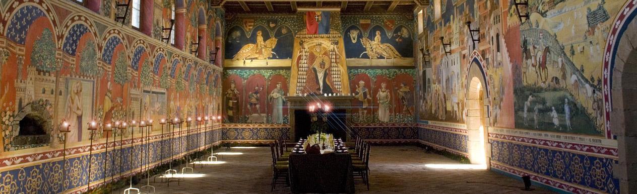 Castello di Amorosa at Calistoga